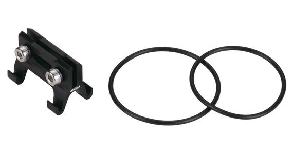 BBB AeroFix BSP-96 Nummernhalterung mat black